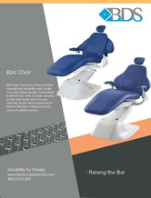 BDS Epic Chair Specs Brochure